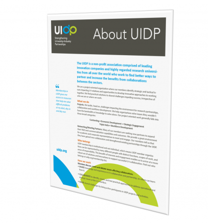 Uidp Innovative Approaches To U I Collaboration